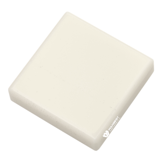 Cream Color Solid Surface Color