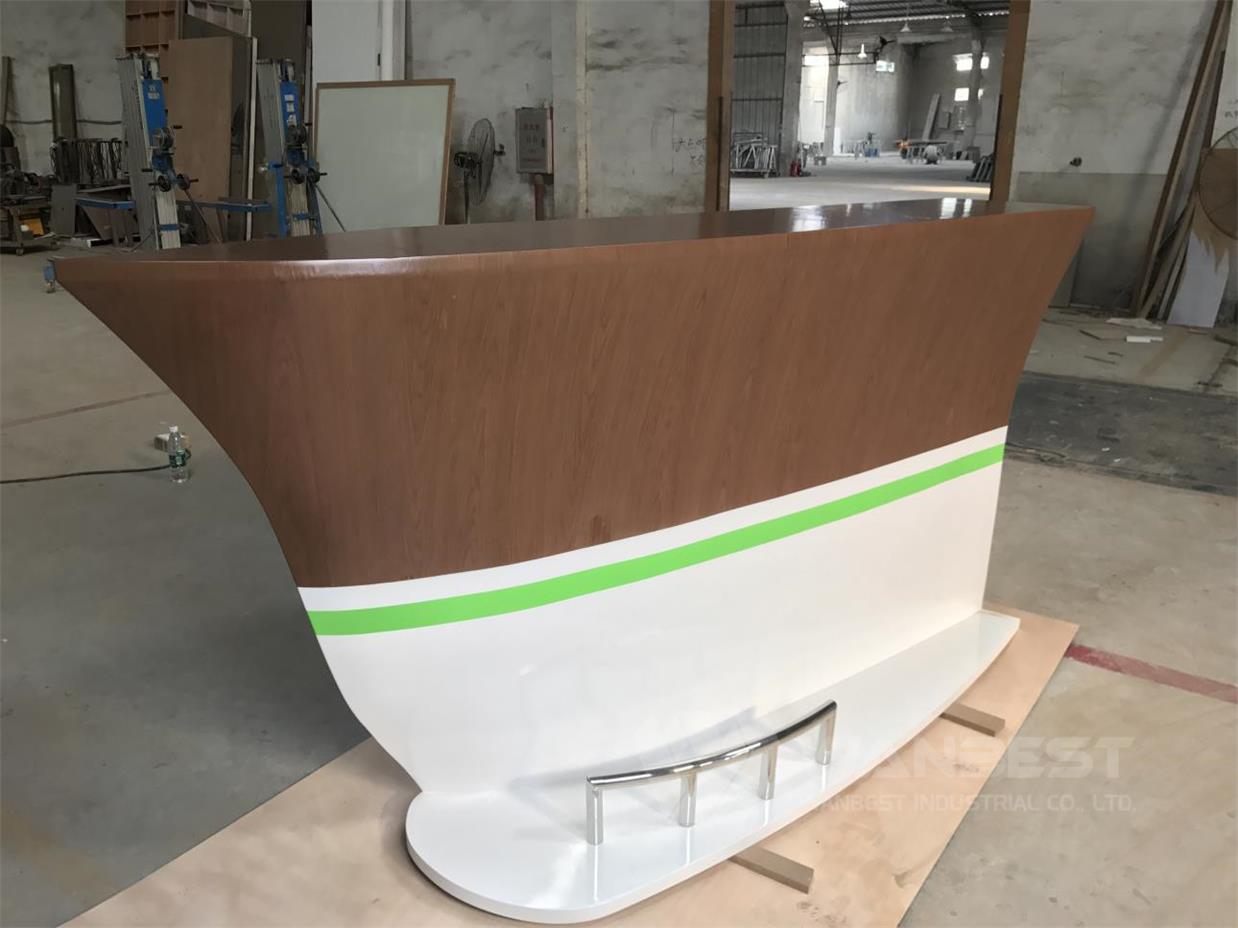 boat bar counter
