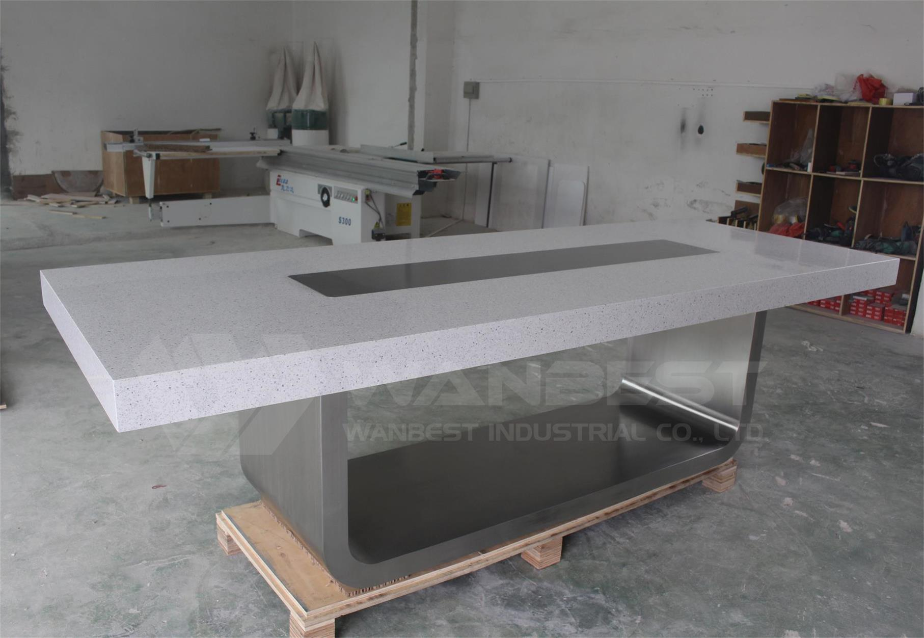 GREY custom meeting table