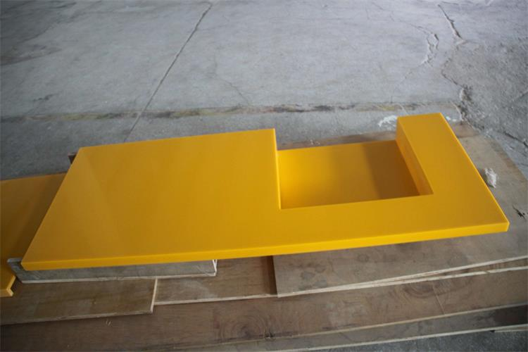 yellow counter for supplier