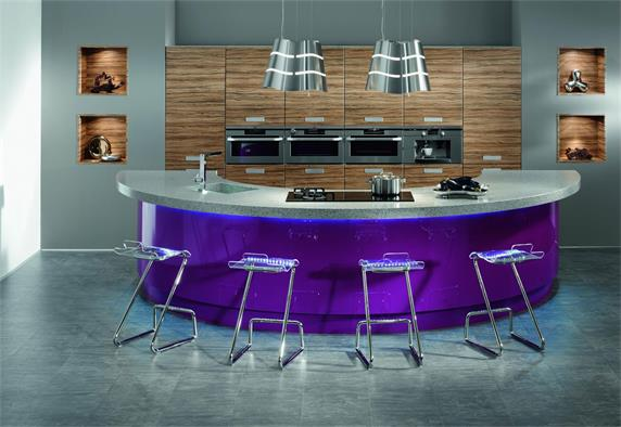 Quartz Top Home Bar Counter Own Factory Supplier
