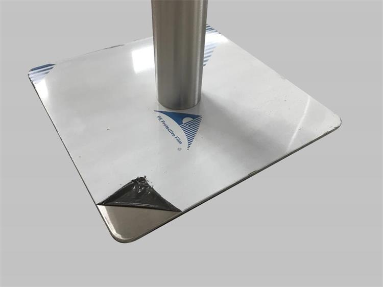 DINING TABLE 304 stainless steel base