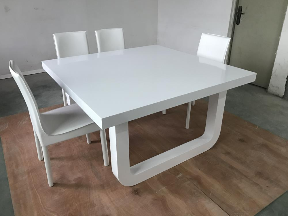 ... Corian Solid Surface 8 People Home Dining Table ...