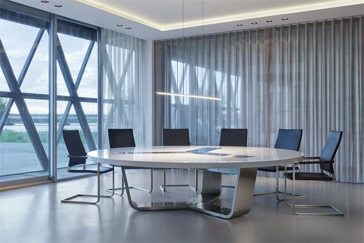Artificial stone meeting table