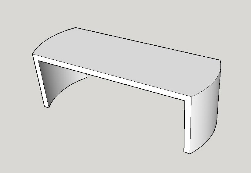 white simple corian office desks2