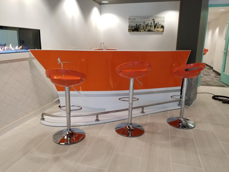 boat shape bar counter (1)