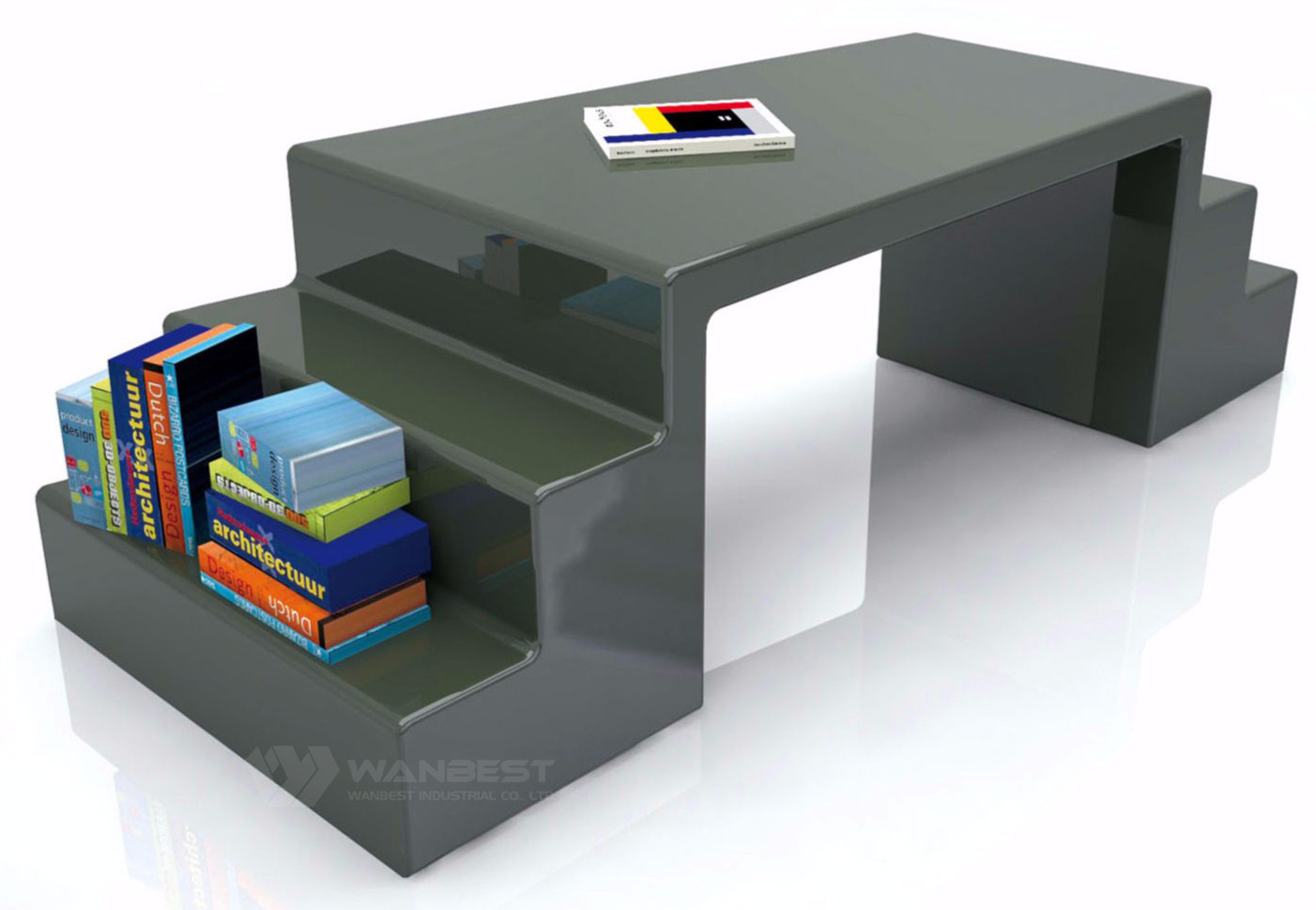 multifunction offidce desk -green