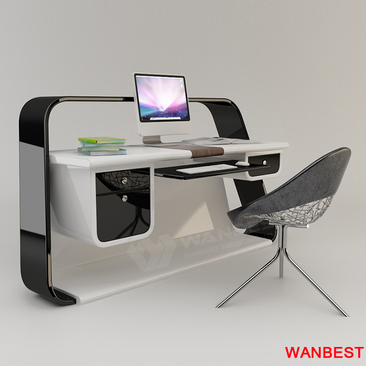 Modern Office Computer Desk Design Executive Office