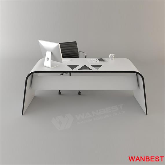 Modern executive desk luxury office furniture Simple design