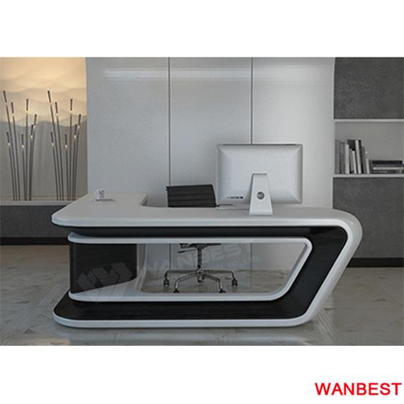 Hot Sale High End Office Table Best Selling Computer Desk