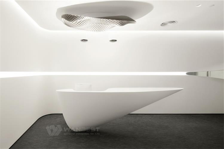 1seat reception desk