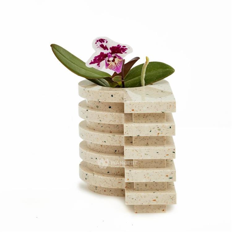 Simple Generous Design Miami Motel Flowerpot