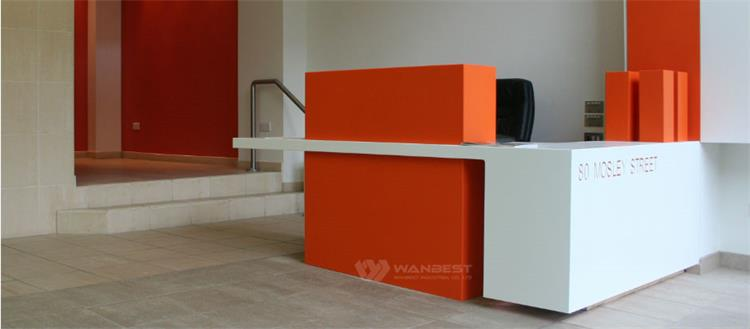 Modern Reception Office Furniture reception desk