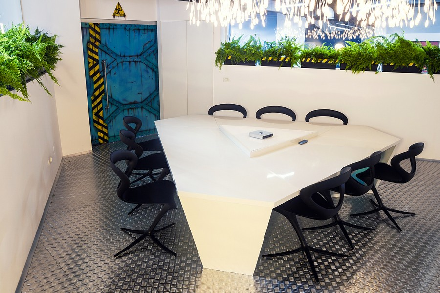 special design conference table