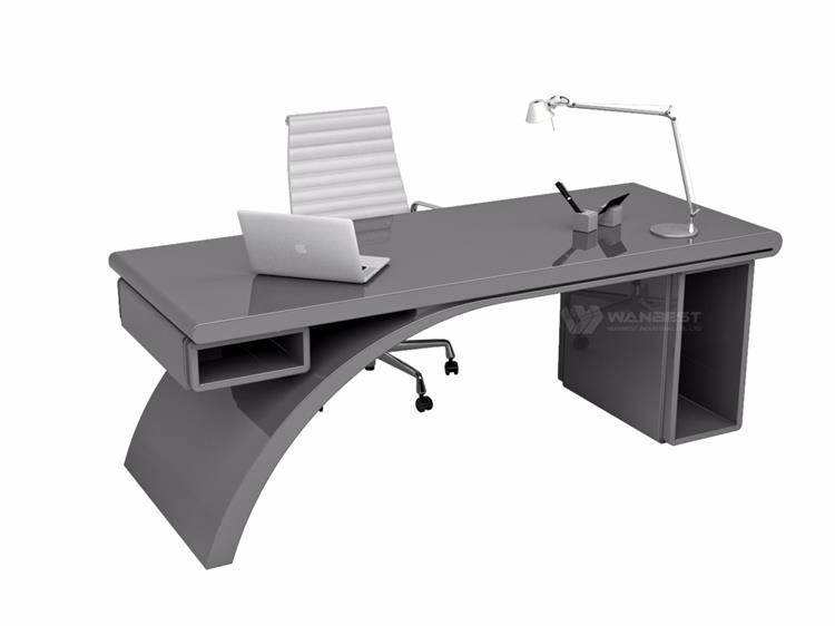 Small computer desk for manager office desk for sale