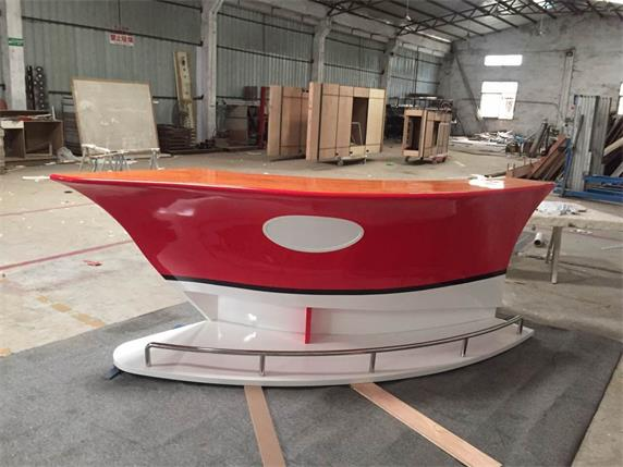 Modern Special Boat Design  Bar Counter Furniture