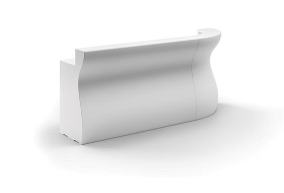 separated white bar counter for sale