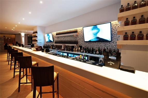 restaurant bar design commercial wine services counter