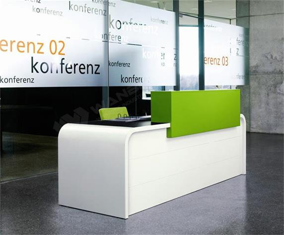 Popular Personal Reception Counter Best Sale Free Design