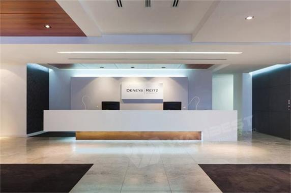 Office Lobby Furniture Reception Counter Suppliers