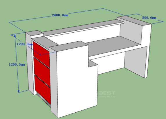 front desk furniture design. U Shape Front Desk Office Furniture Design Good Price