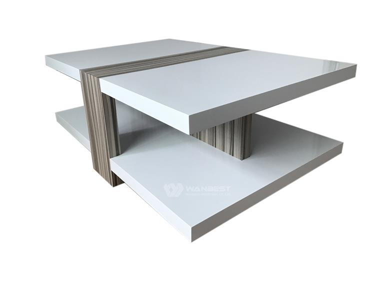 Artificial Stone Corian Coffee Table