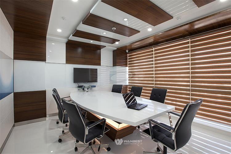Conference table wooden led