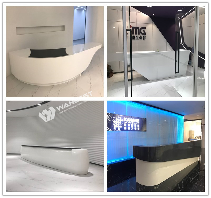 All kind of reception desk