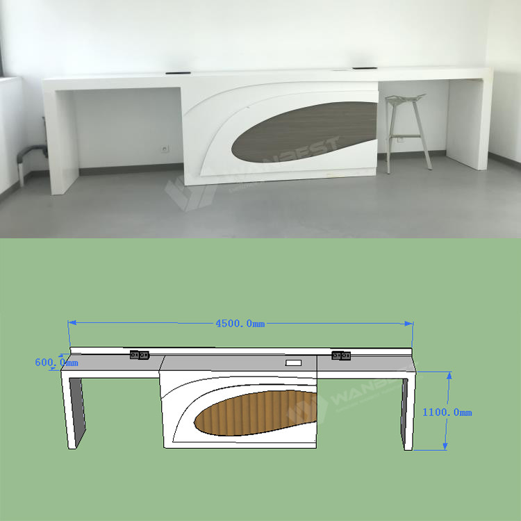Coffee desk