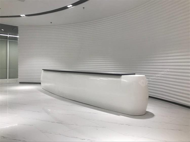 Straight Reception desk