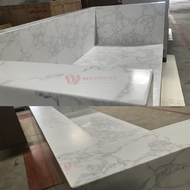 The details of reception desk