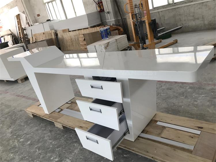 High Quality Office Desk with 3 drawers