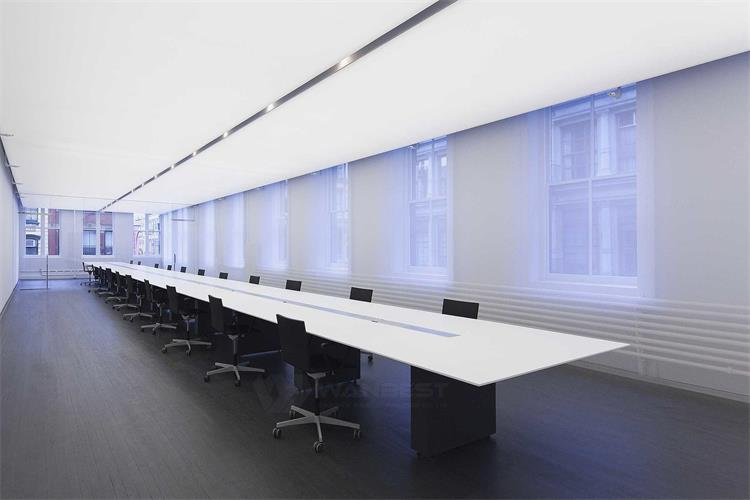 Super long conference table