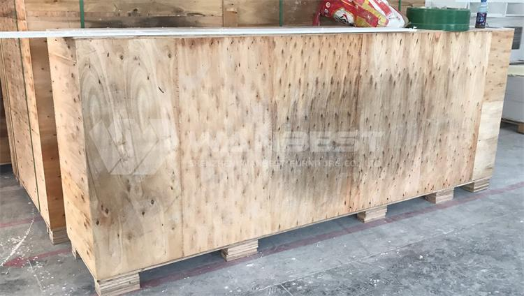Bar counter package