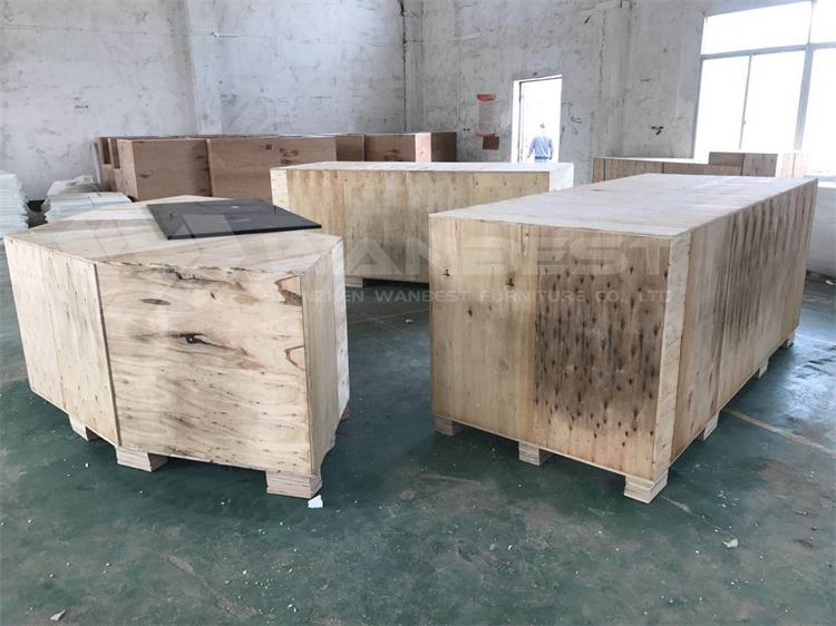 The package of reception furniture