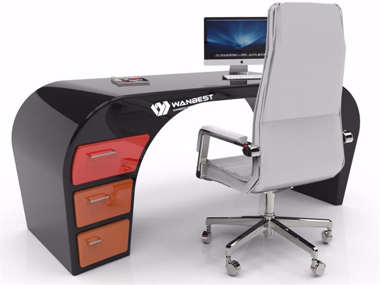 Back office desk