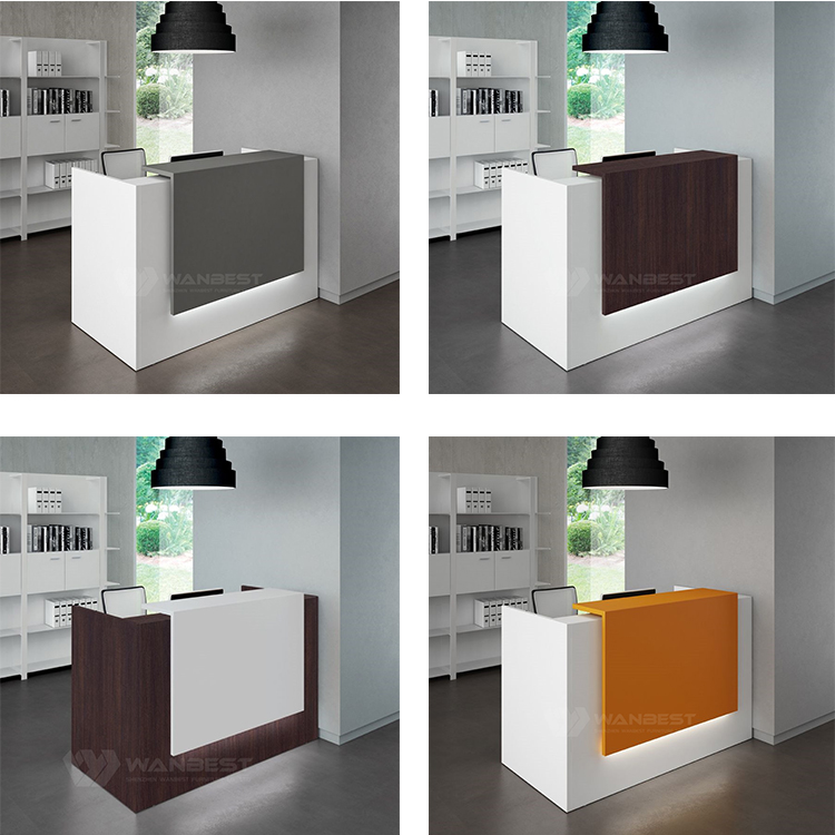 Online Affordable Office Furniture Commercial Reception Desk