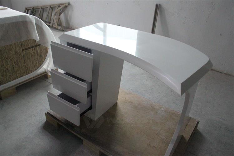 The special design of office desk