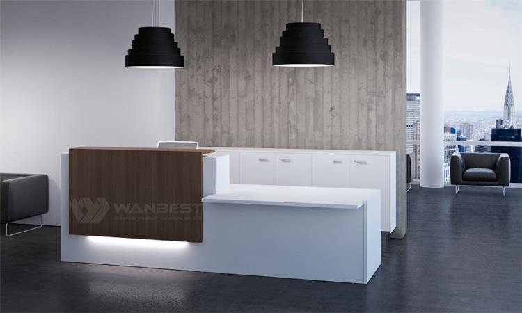 Fashion design front counter furniture