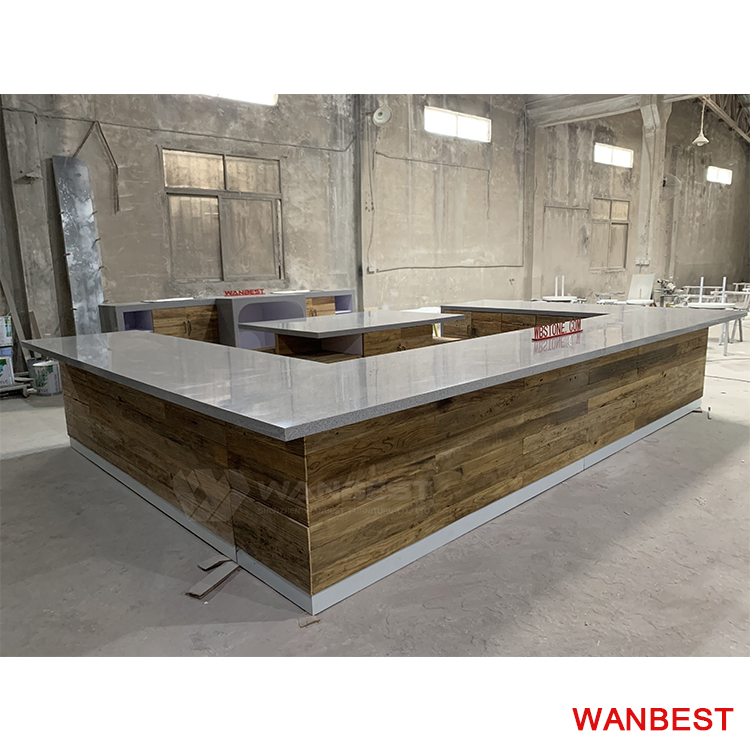 2018 New Popular Design High Quality Modular Bar Furniture