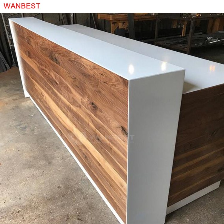 Old Style Small Size High Quality front counter