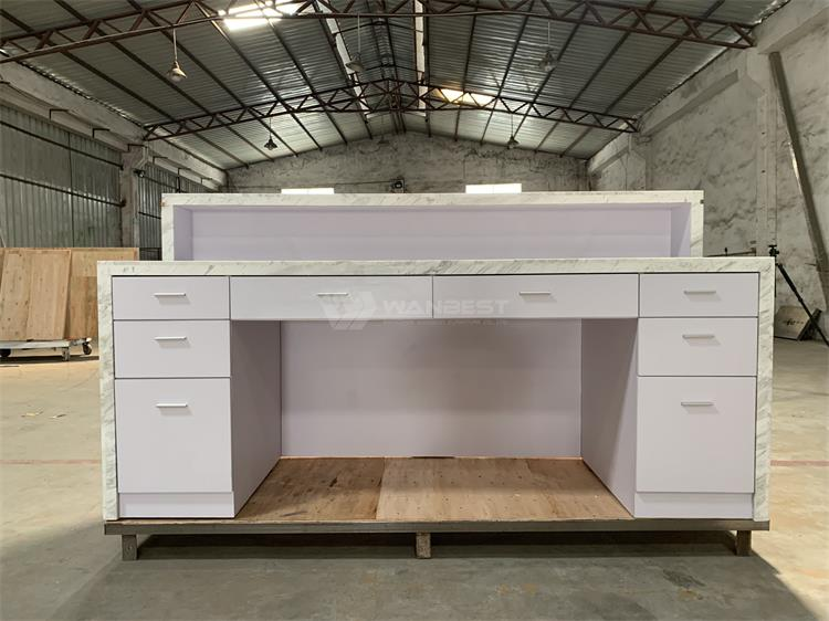 customized reception desk furniture