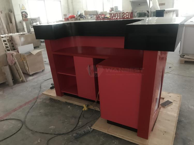 Factory Supplier Best Price Juice Beer Bar Counters For Restaurant